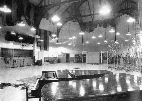 History Of Cbs Records 30th Street Studio Nyc Many