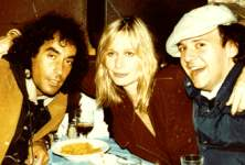 Kenny Vance, Sally Kellerman and Michael Libert